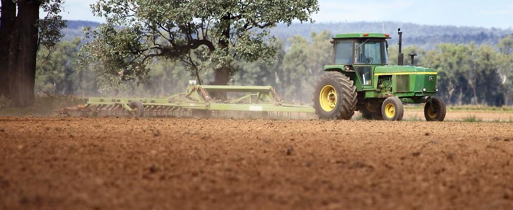 Workin' the Farm by Darren Post