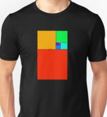 Golden Ratio 2 Unisex T-Shirt