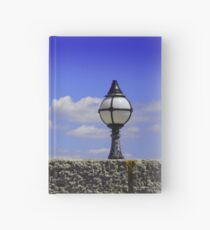 Walking to the Light Hardcover Journal
