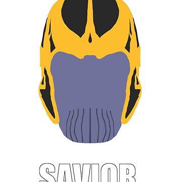 Savior of the Universe by CodenameK