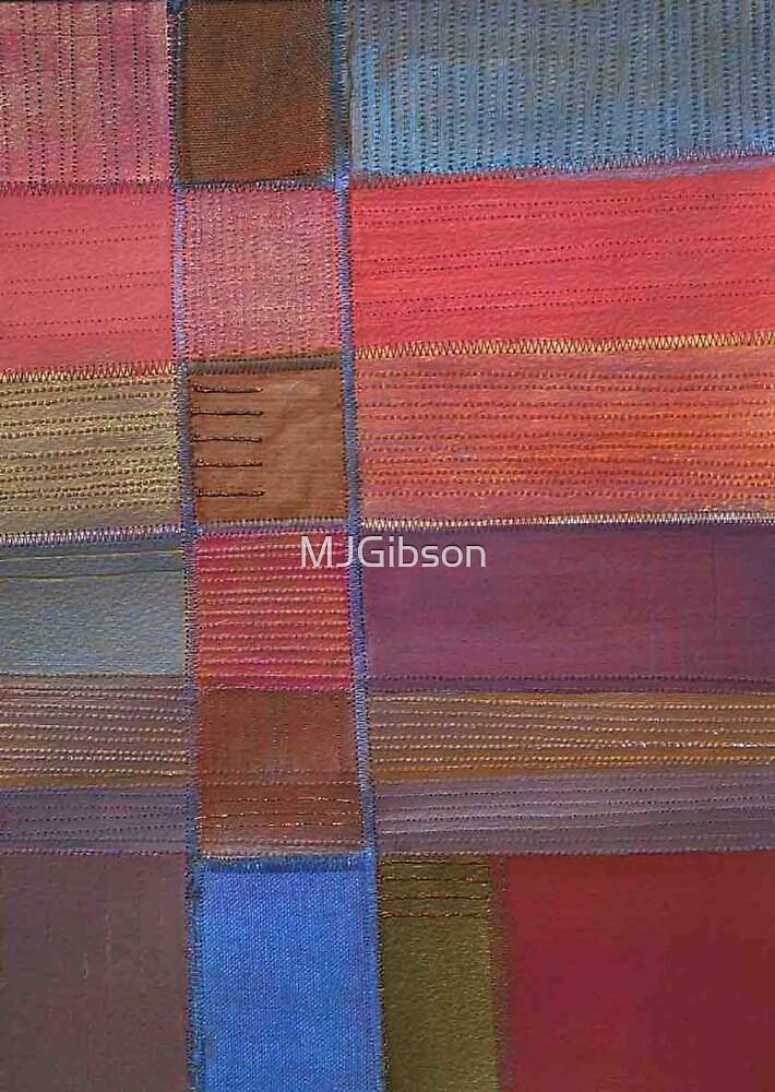 Patchwork Fields by MJGibson
