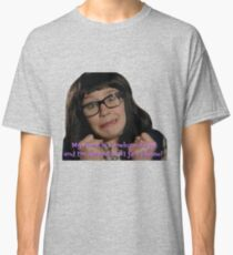 Penelope from The Amanda Show Classic T-Shirt
