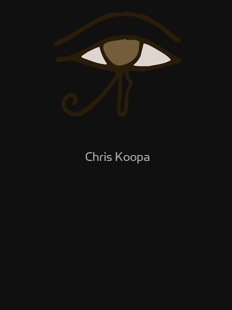 The Eye of Horus by lardtech69
