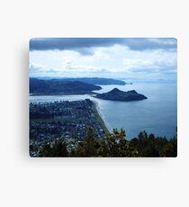 Coromandel New Zealand Canvas Print
