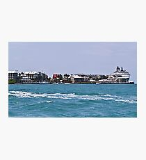 Key West Costal View Photographic Print