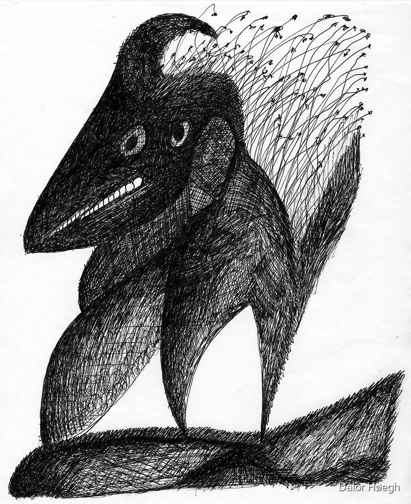 Seeded Beast by Dálor Høegh