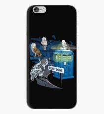 Hedwig sagt wer! iPhone-Hülle & Cover