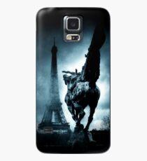 Eiffel Tower Paris Mist Case/Skin for Samsung Galaxy