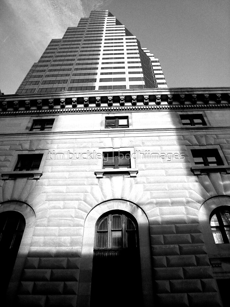 downtown. manhattan, nyc by tim buckley   bodhiimages