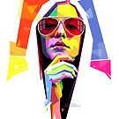 I Watch You - WPAP by toni-agustian