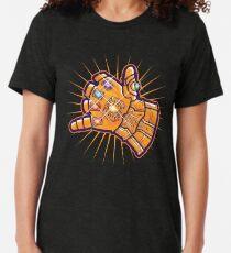 Shaka Gauntlet Tri-blend T-Shirt