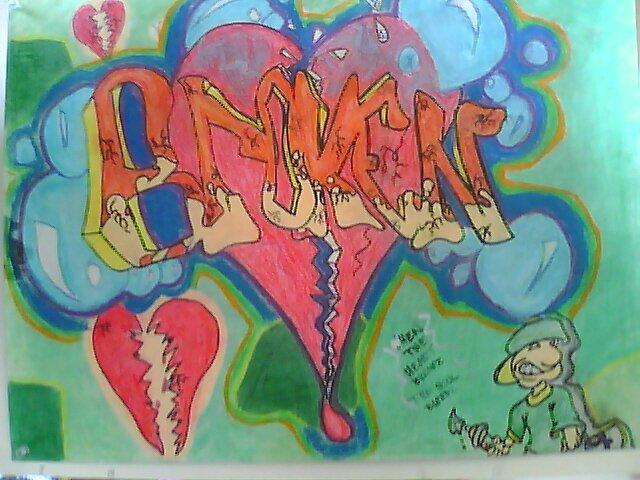 Broken Heart by serg54