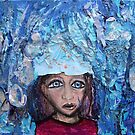 """""""Blue in the Rain"""" by Adela Camille Sutton"""