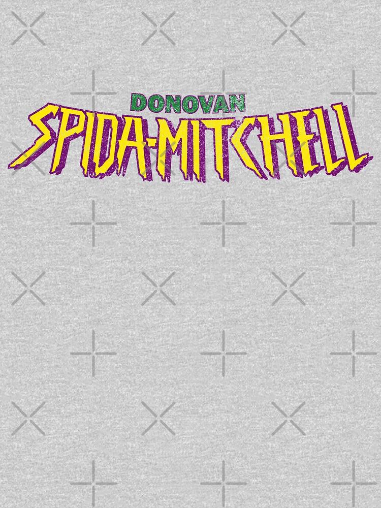 Donovan Spida-Mitchell by huckblade