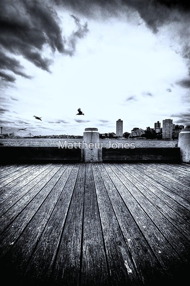 City Dream by Matthew Jones