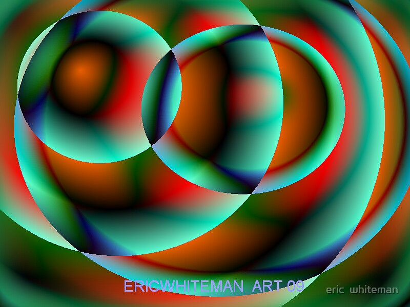 ( RENDEZVOS) ERIC WHITEMAN  ART    by eric  whiteman