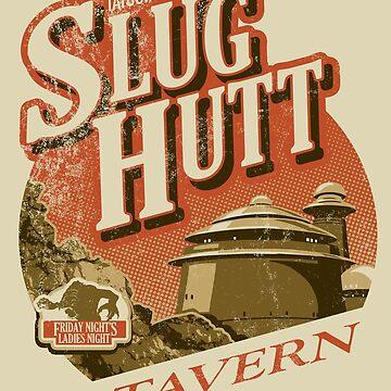 Slug Hutt by HartmanArts