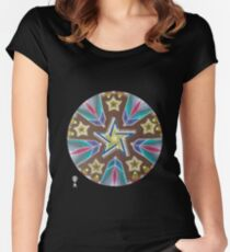 #89 Women's Fitted Scoop T-Shirt