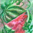 Summer fresh - Watermelon by Faith Brewer
