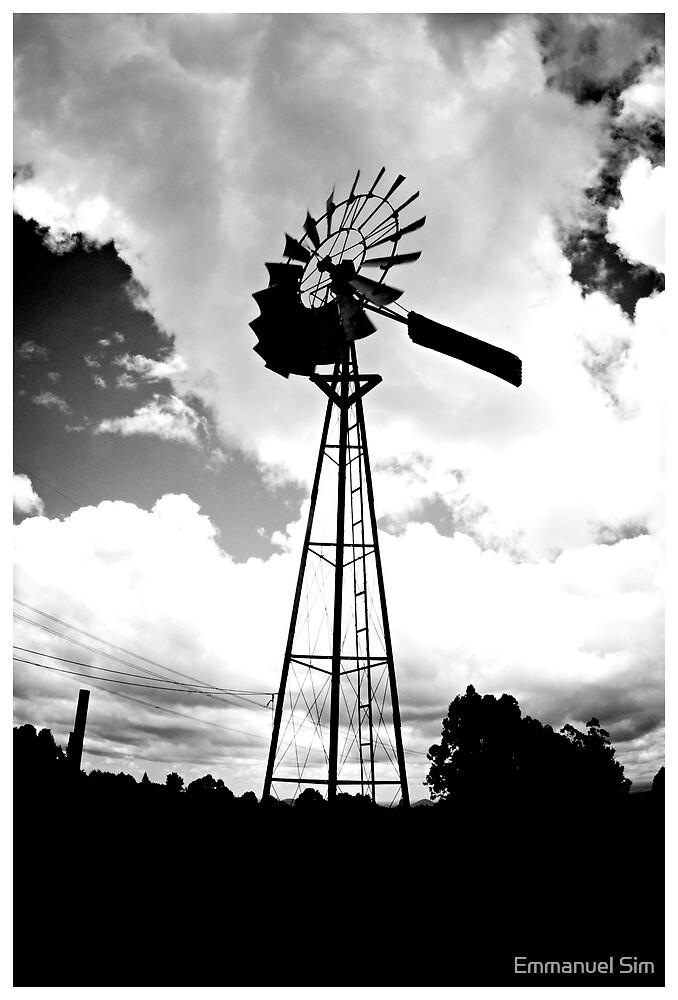 Windmill by Emmanuel Sim