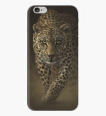 """Leopard Prowling """"Savage"""" iPhone Case"""