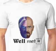 Well meth Unisex T-Shirt