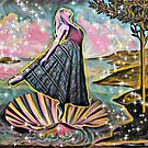 Dancer On The Half Shell by RobynLee