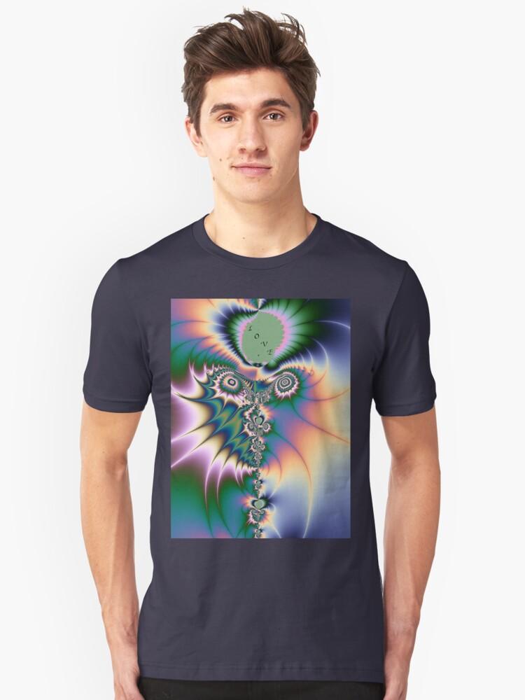Love T Unisex T-Shirt Front
