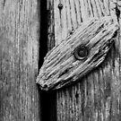 Barn Door Latch by DesignsByDeb