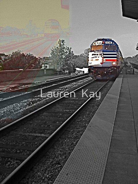 Train by Lauren  Kay