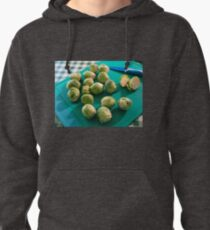Greens are good for you! Pullover Hoodie