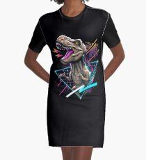 Rad T-Rex T-Shirt Kleid
