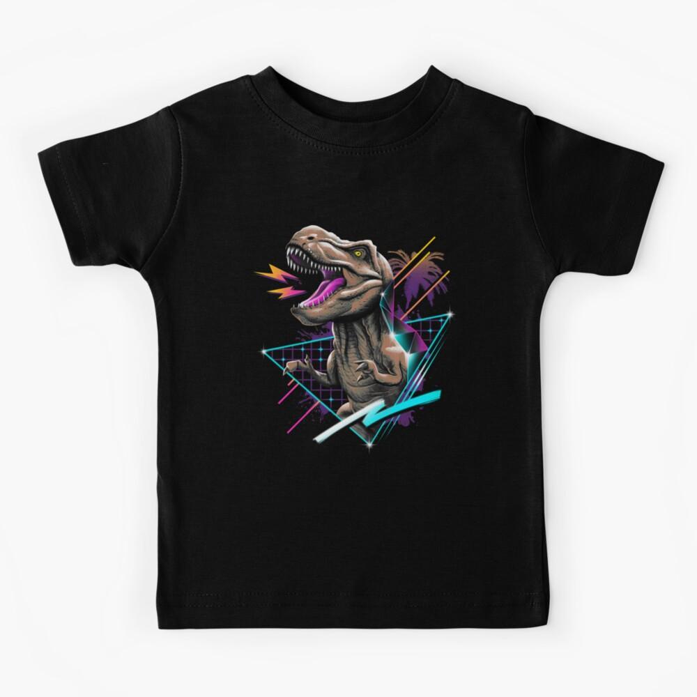 Rad T-Rex Kids T-Shirt