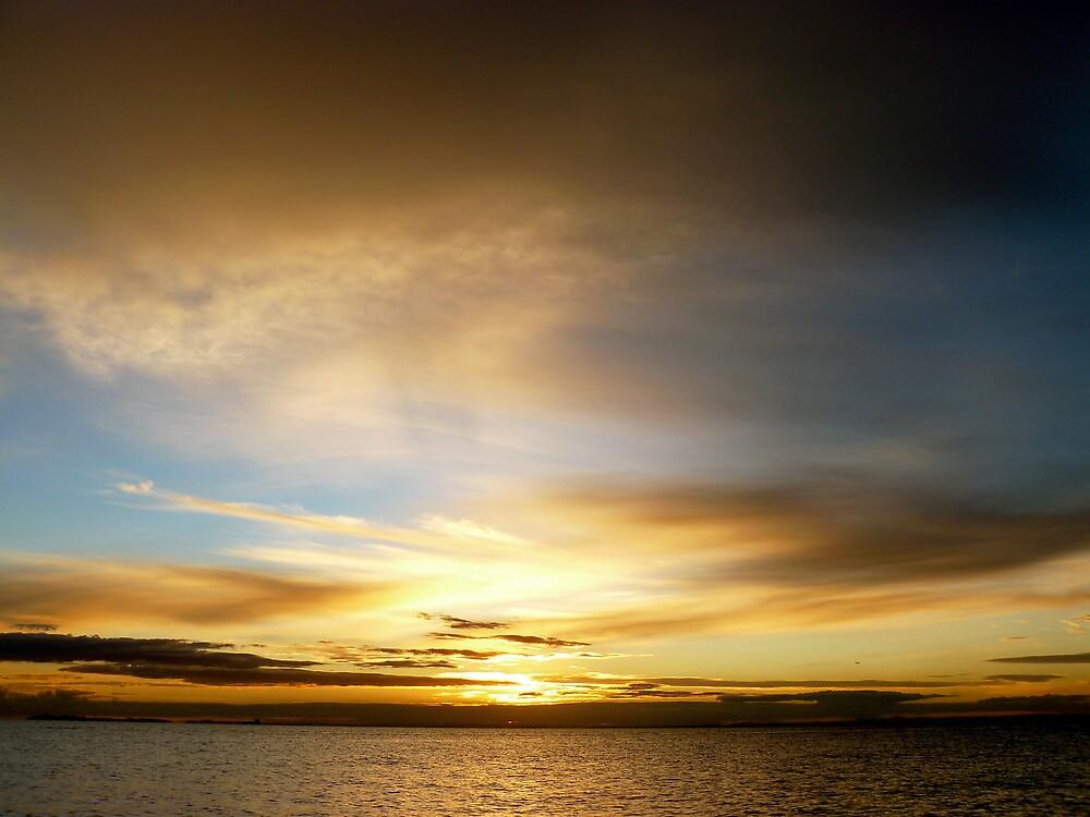 Green Point Sunset by MattyLynch808