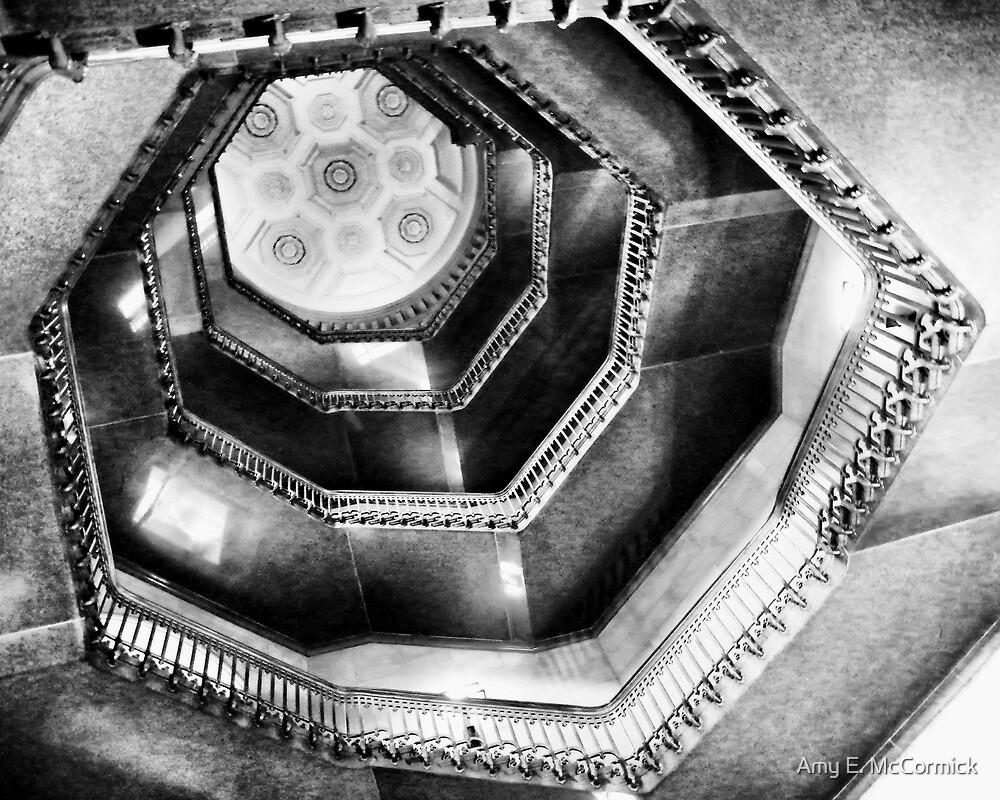 Philadelphia City Hall - Interior 1 by Amy E. McCormick
