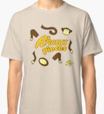 Rhesus Pieces Classic T-Shirt
