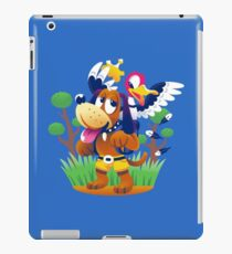~ Banjo-Kazooie & Duck Hunt ~ iPad Case/Skin