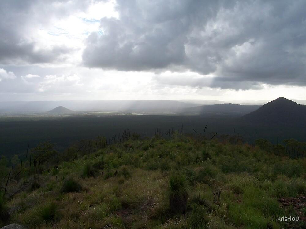Beerburrum Mountain views by kris-lou