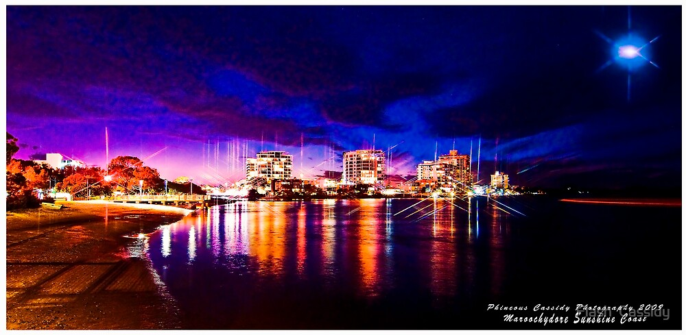 "Maroochy Twilight  by Phineous ""Flash""   Cassidy"