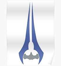 Halo Energy Sword Poster