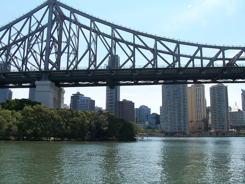Story Bridge by kris-lou