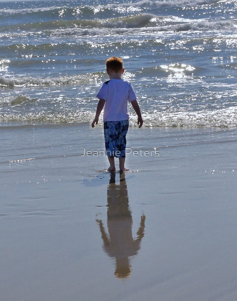 reflect by Jeannie Peters