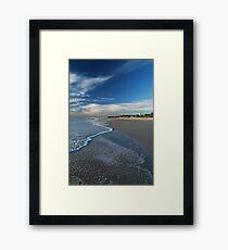 Early Light on Bribie Island Framed Print