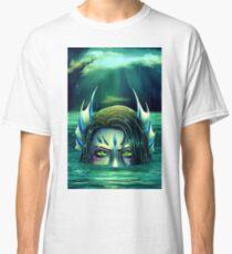 Green Mermaid Classic T-Shirt