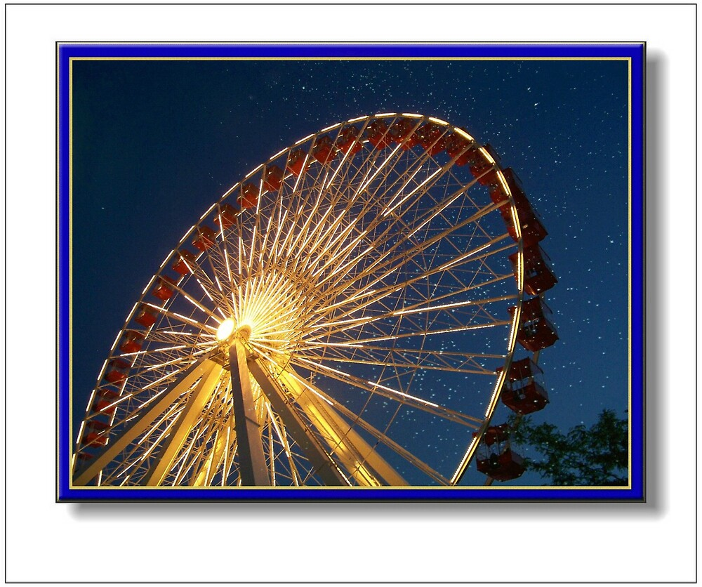 Round and Round by lynell