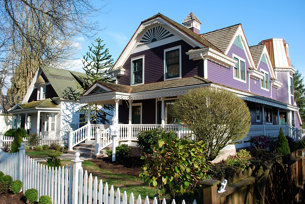 My Favorite Purple House! by Carol Clifford