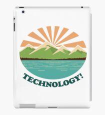 Technology! iPad Case/Skin