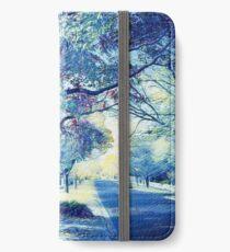 Eaglemont Streetscape  iPhone Wallet/Case/Skin