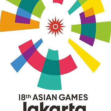 Asian Games 2018 by yonkdesigner