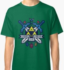 Hit Restart (Color) Classic T-Shirt
